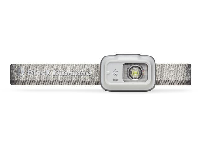 Black Diamond Astro 175 Pandelampe, aluminum